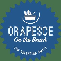 Logo ORAPESCE On The Beach