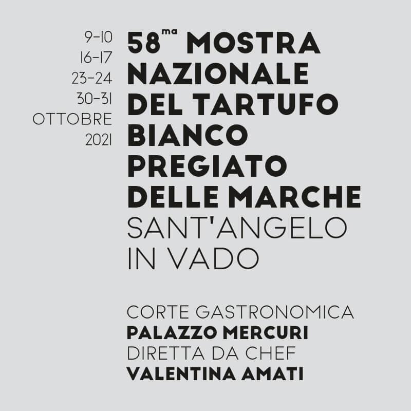 58ma mostra nazionale del tartufo bianco pregiato delle marcHe Sant'angelo in Vado SPiCE29